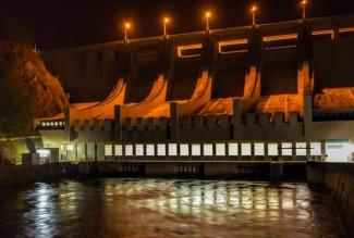 Laufwasserkraftwerke: Standorte in Deutschland