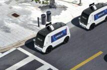 Neolix: Fahrerlos und doch kontrolliert durch den Central-Business-District ( Bildnachweis NEOLIX )